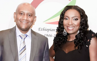 Birhan Abate Country Manager Ethiopian Airlines Canada interview with AfroGlobal