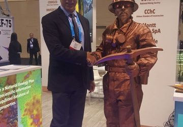 Ethiopian Airlines Canada attends largest mining conference in North America