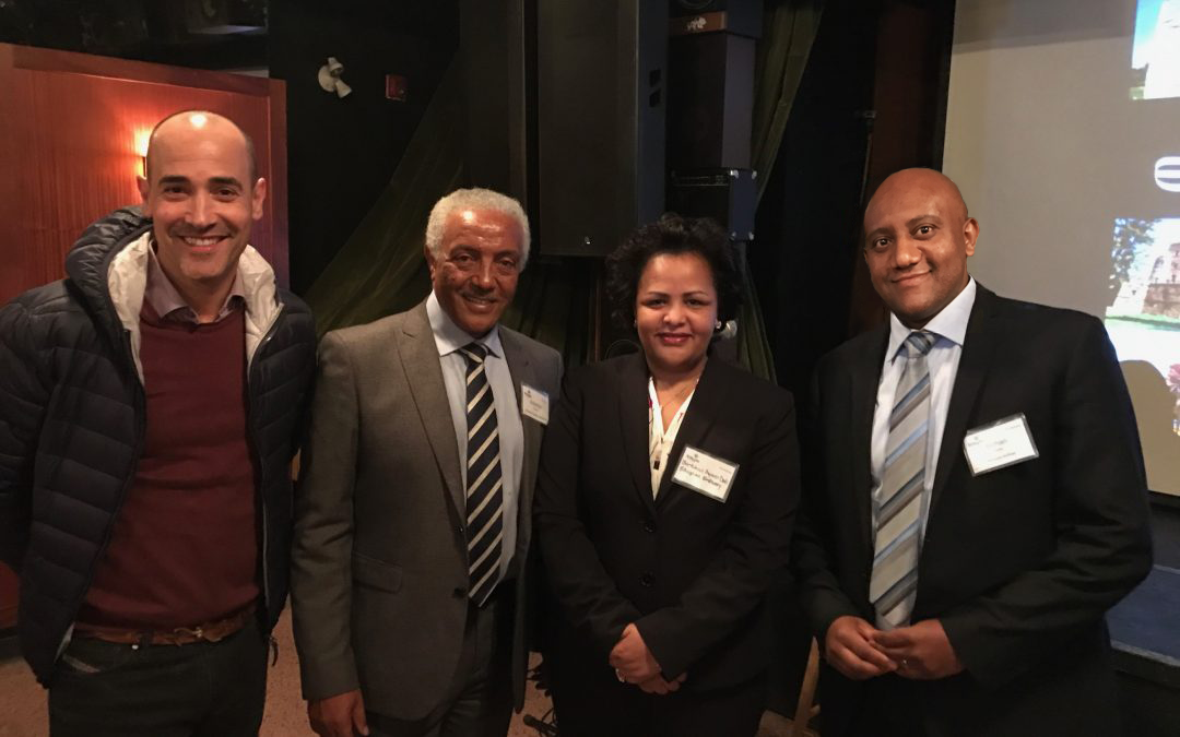 Ethiopia: Land of Origins first North American roadshow