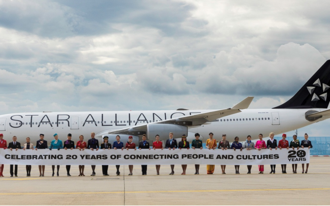 Ethiopian Marks Star Alliance 20th Anniversary