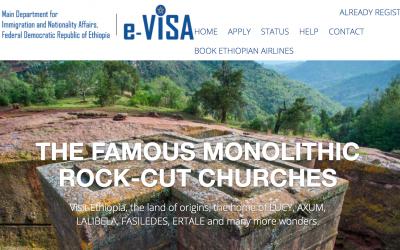 E-Visa makes it easier to visit Ethiopia