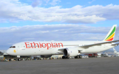 Ethiopian Airlines and Boeing Announce $1.3 billion deal