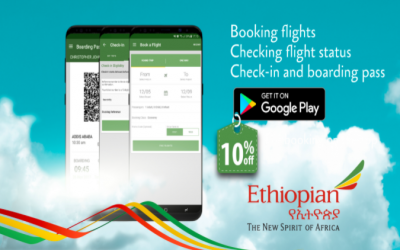 Ethiopian Mobile Application Goes Live