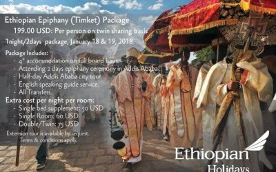 Epiphany (Timket) Package