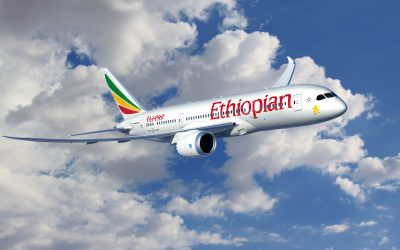 Non-stop return flights from Addis Ababa to Toronto