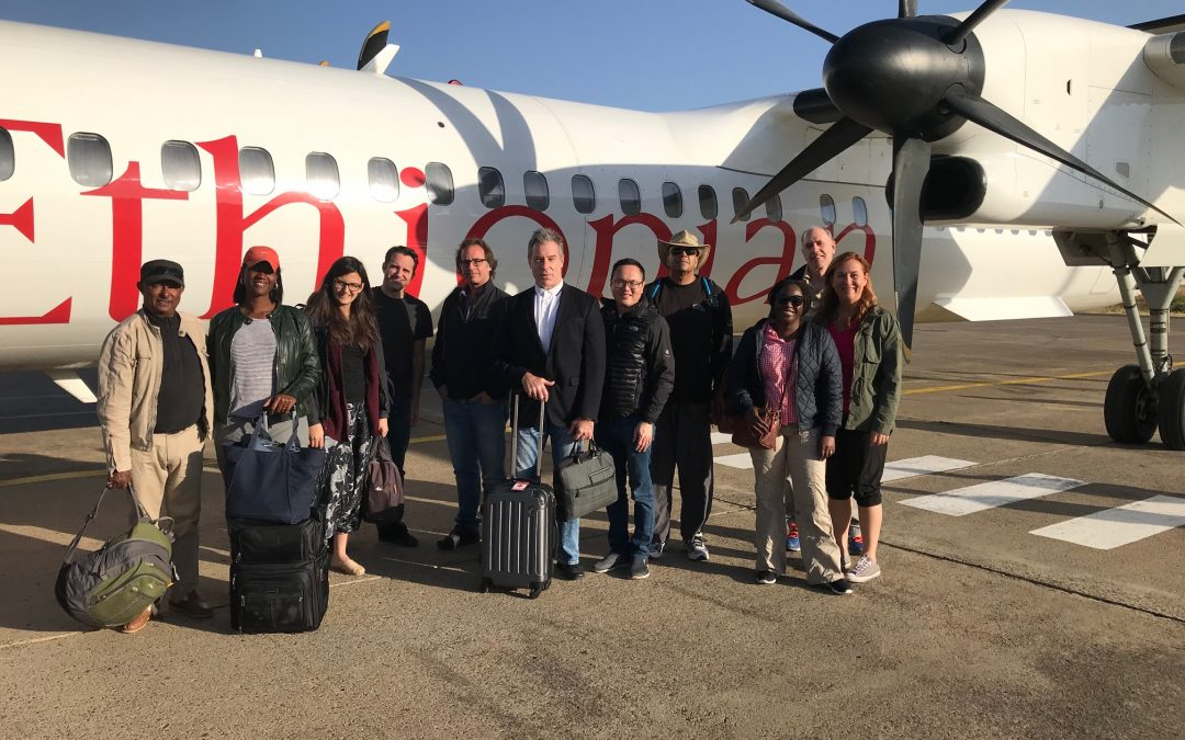 Canadian Travel and Media FAM trip to Ethiopia