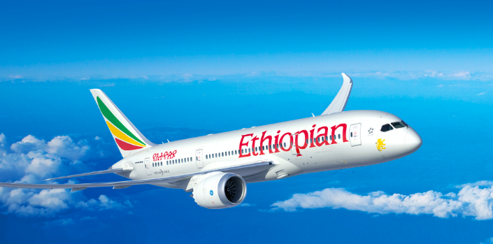 Now non-stop return flights from Addis Ababa to Toronto