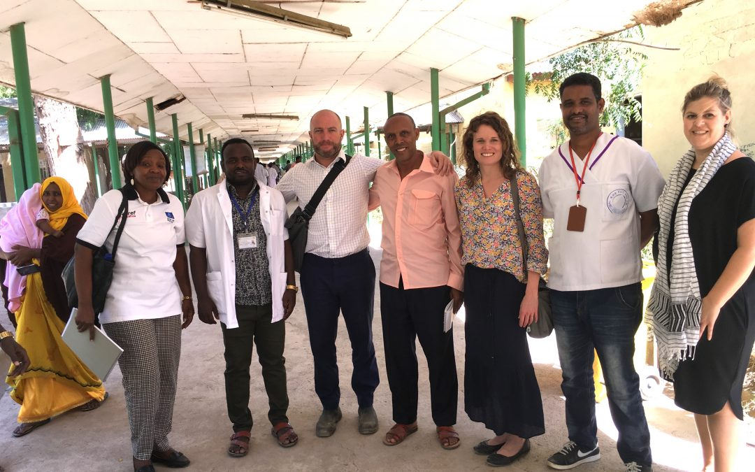 Ethiopian Airlines Canada helps SickKids Global Child Health projects take flight