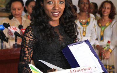 Ethiopian Names Olympic Champion, Tirunesh Dibaba, as Brand Ambassador