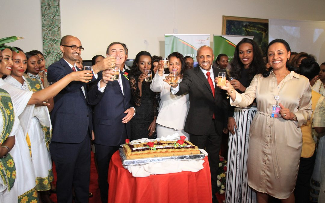 Ethiopian Links Buenos Aires with Africa – 6th Gateway to the Americas