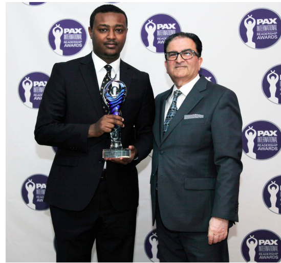 Ethiopian Wins 2018 Africa's Outstanding Food Services Award