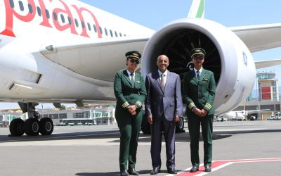 Ethiopian Airlines Introduces Lido/Flight 4D into its System