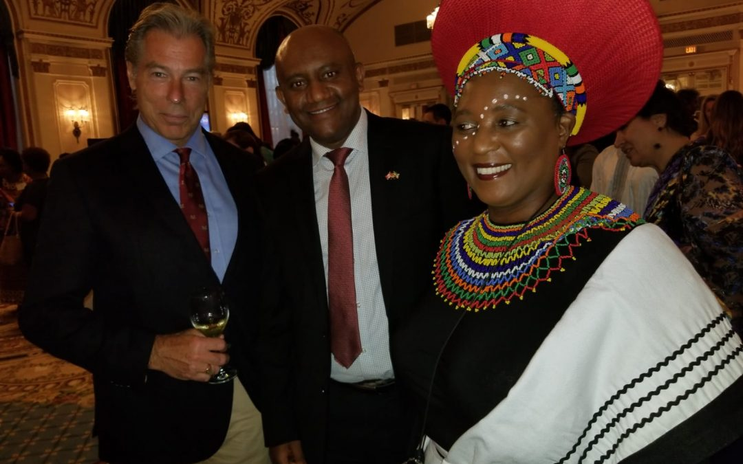 Celebrating Africa Day in Ottawa