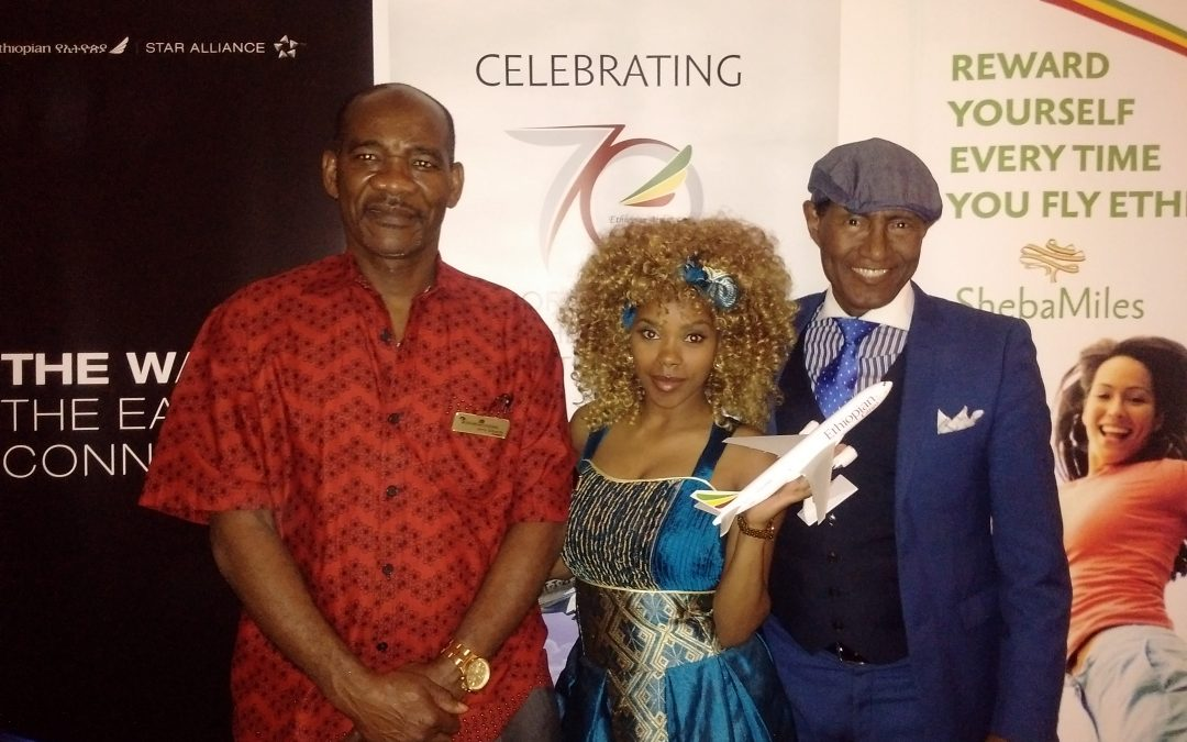 African Canadian Soccer and Cultural Association welcomes Ethiopian Airlines Canada