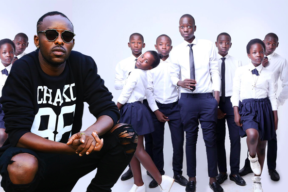 African International Superstar BET Award winner Eddy Kenzo and Ghetto Kids perform in Canada