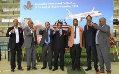 International Coffee Day Celebrated in Ethiopia for the first time