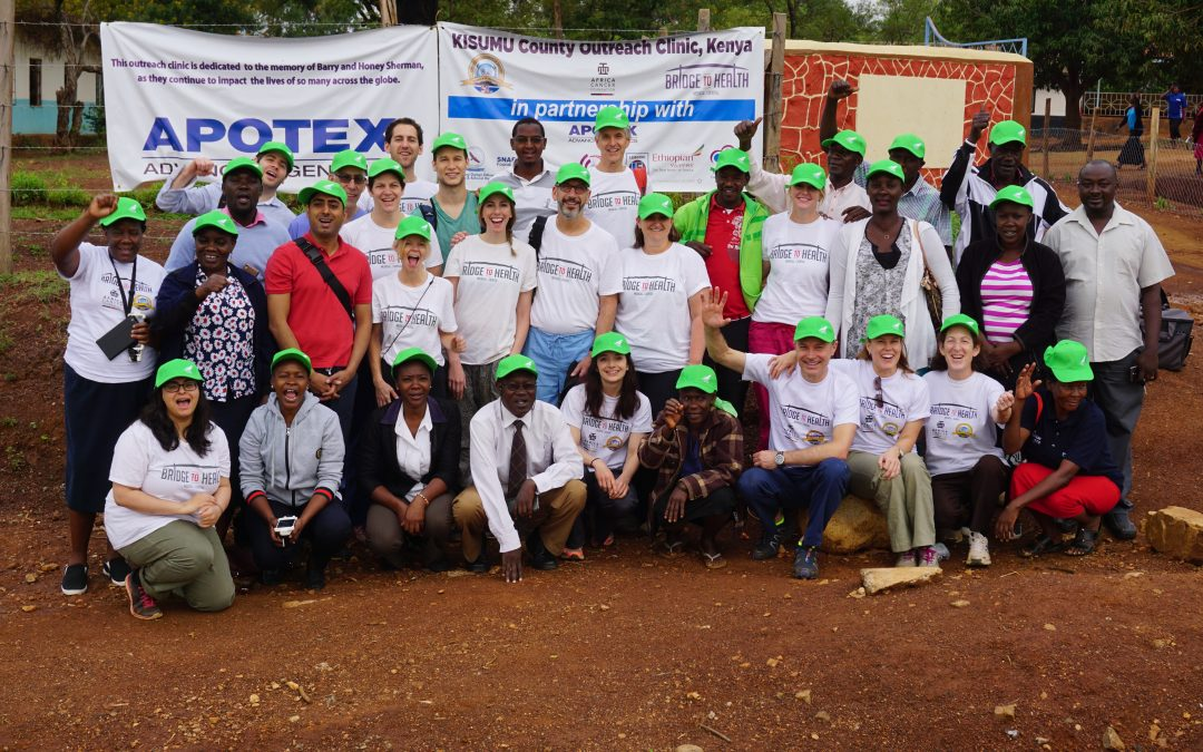 Making a difference with Bridge to Health Medical and Dental