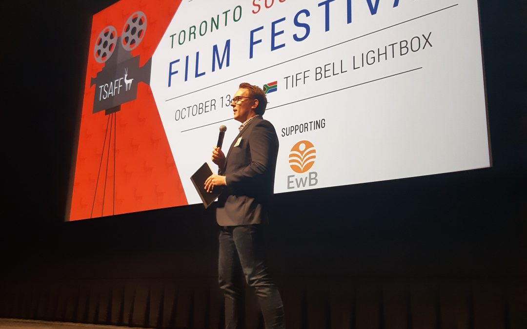 Ethiopian Airlines Joins Toronto South African Film Festival