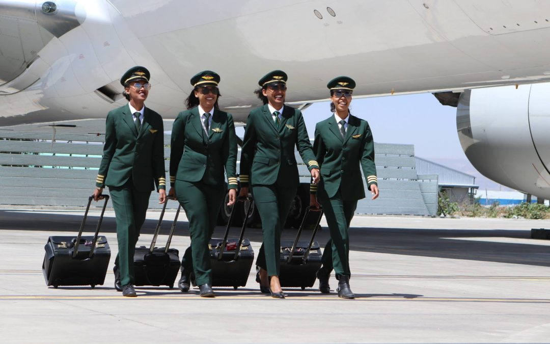 Ethiopian to Operate All-Women Functioned Flight to Oslo on International Women Day