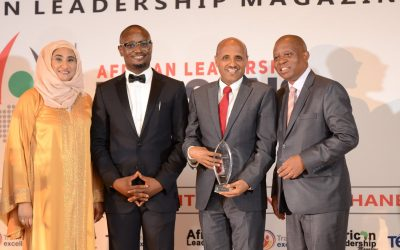Ethiopian GCEO Inducted into The African CEO's Hall of Fame