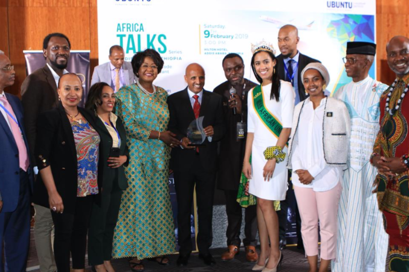 "Ethiopian GCEO Receives ""Most Influential People of African Descent"" Award"