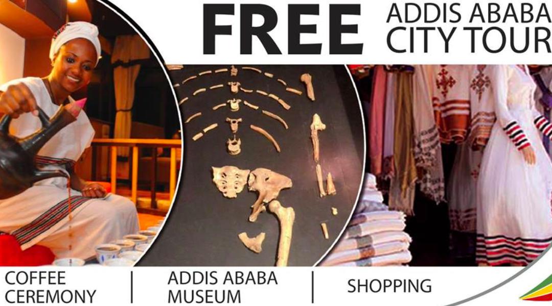 Free Transit Tour of Addis Ababa
