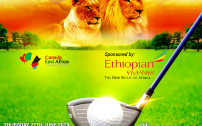 Canada-East Africa Chamber's Golf Tournament