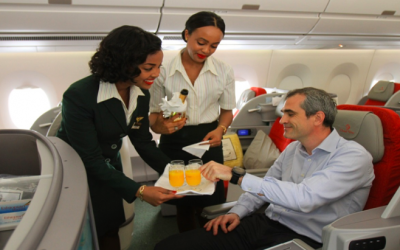Ethiopian Airlines: Cloud Nine