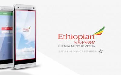 Ethiopian Airlines Mobile App