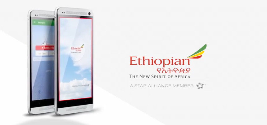 Ethiopian Airlines Mobile App