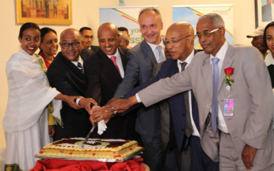 Ethiopian Makes its Maiden Flight to Marseille