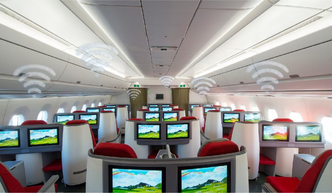Ethiopian Rolls Out Onboard WiFI Internet Connectivity Using Latest Satellite Technology