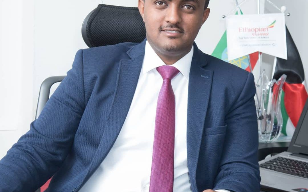 Ethiopian Airlines Canada welcomes new Country Manager