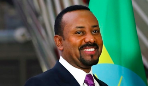 Ethiopian PM Abiy Ahmed wins Nobel Peace Prize