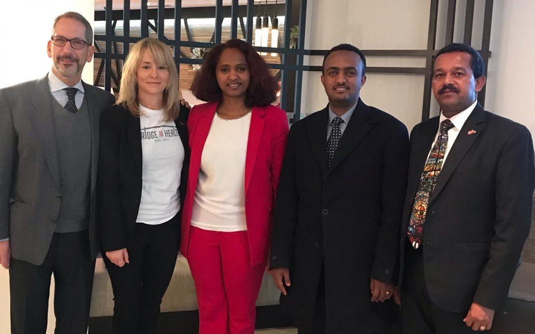 Bridge To Health Canada Partnership 2020