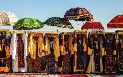 Ethiopian Timket (Epiphany)Festivity