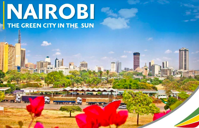 Enjoy 15% OFF our fares to Nairobi and Mombasa!