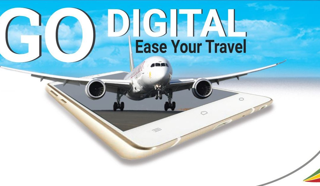 Go Digital with Ethiopian Airlines